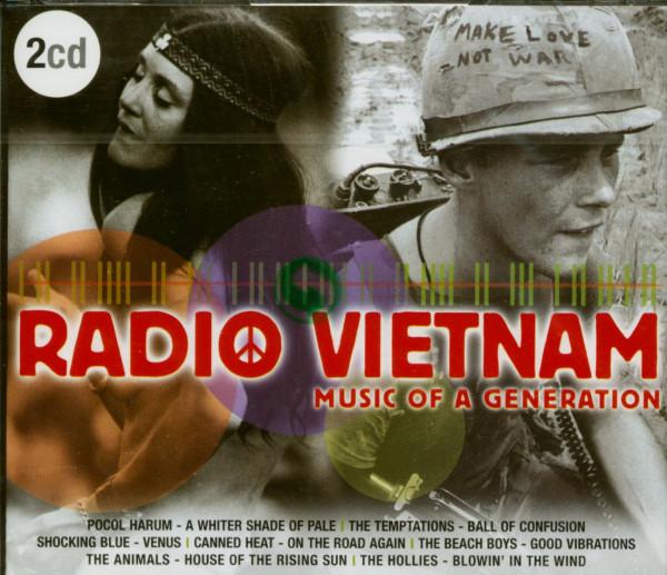 Radio Vietnam (2-CD)