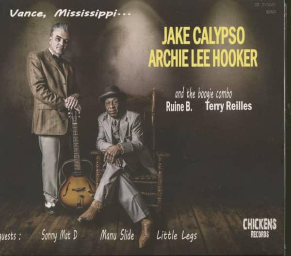 Vance, Mississippi ... (CD)