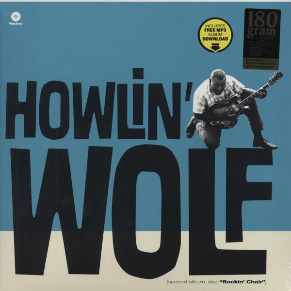 Howlin' Wolf (180g Vinyl - lmited edition)