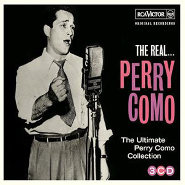 Como, Perry The Real...(3-CD) Ultimate Collection