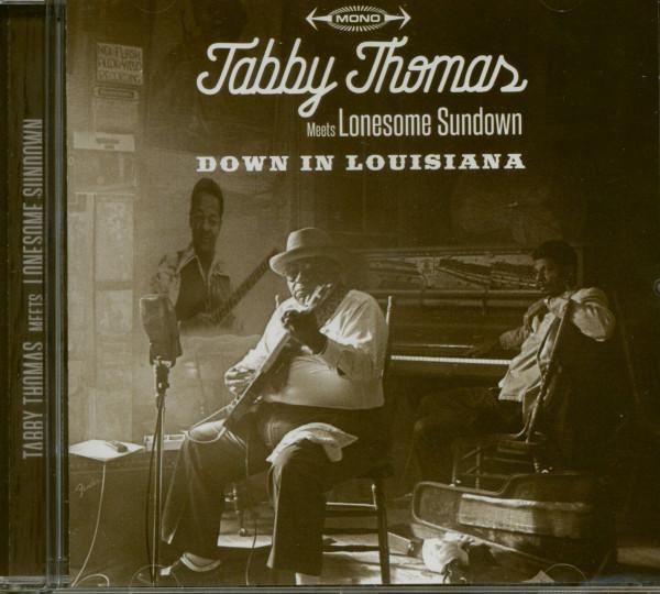 Meets Sundown - Down In Louisiana (CD)