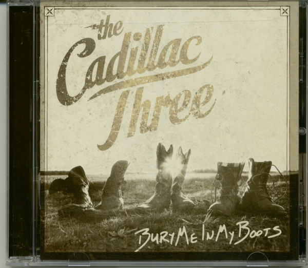 Bury Me In My Boots (CD)