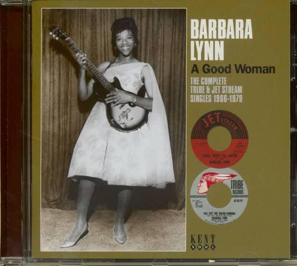 A Good Woman - Compl.Tribe & Jet Stream 66-79 (CD)