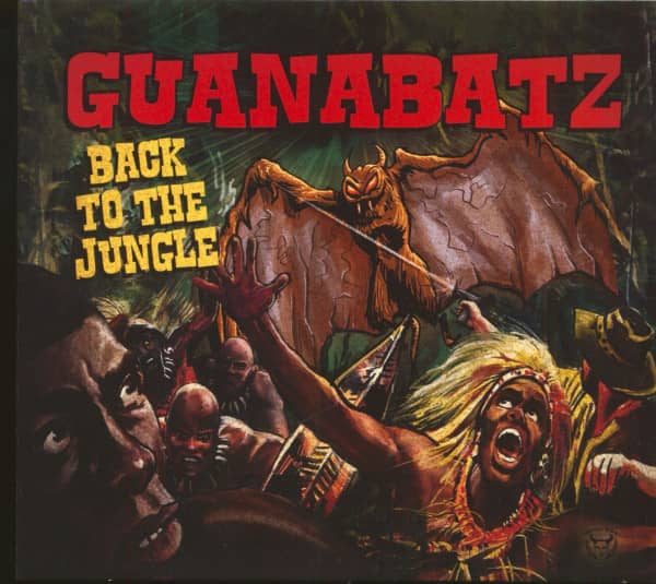 Back To The Jungle (CD)