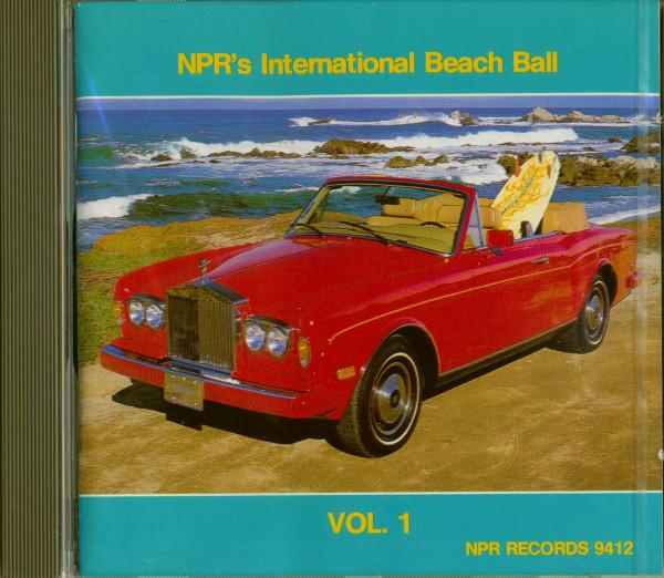 NPR's International Beach Ball