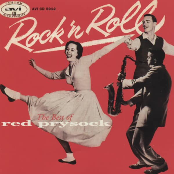 Prysock, Red Rock & Roll - The Best Of Red Prysock