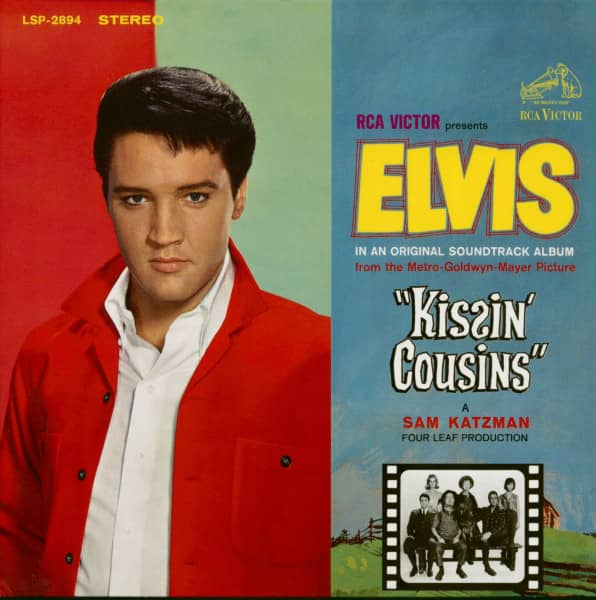 Kissin' Cousins (CD, 7inch Deluxe Packaging)