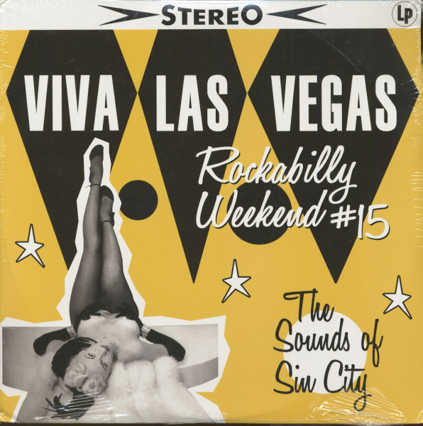Viva Las Vegas - Rockabilly Weekend No.15 (LP)