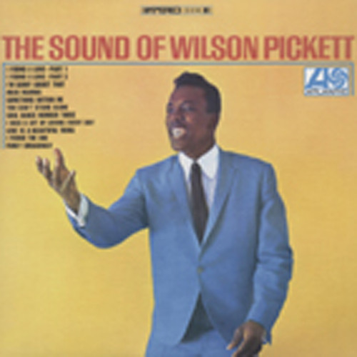 The Sound Of Wilson Pickett (1967) Stereo