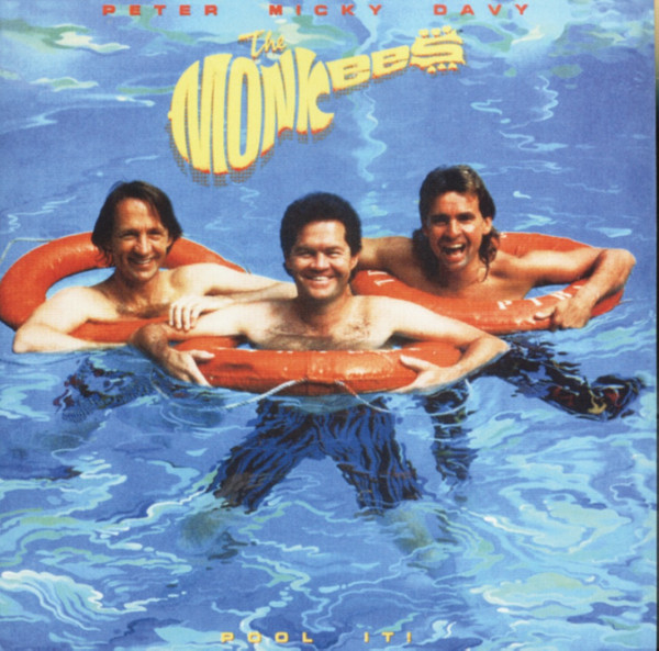Monkees Pool It! (1987) Deluxe Edition CD&DVD