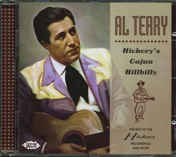 Hickory's Cajun Hillbilly (CD)