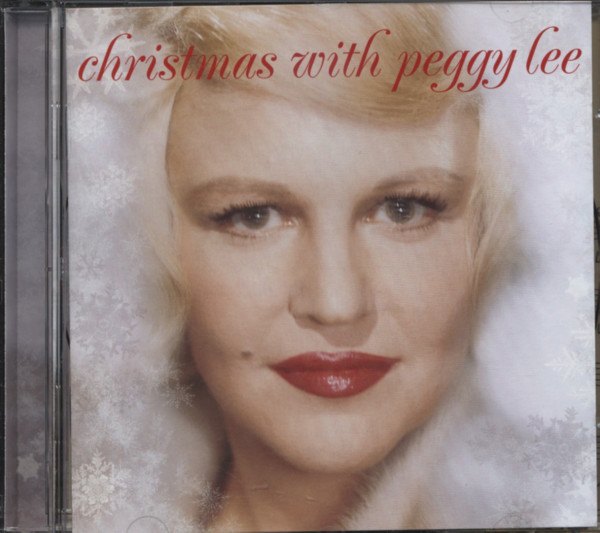 Lee, Peggy Christmas With Peggy Lee...plus