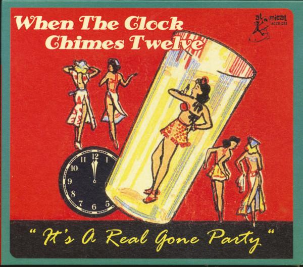 When The Clock Chimes Twelve (CD)