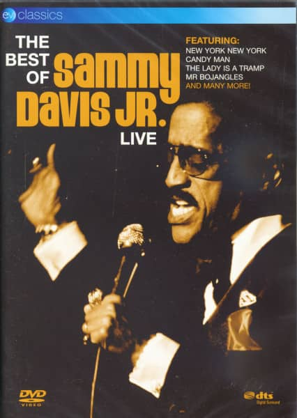 The Best Of Sammy Davis Jr. Live (DVD)