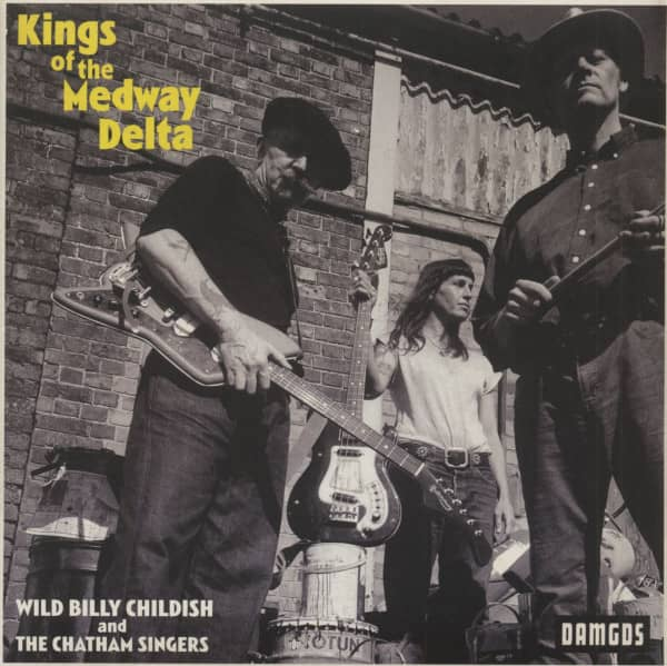 Kings Of The Medway Delta (LP)