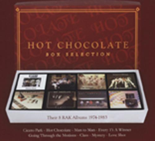 Hot Chocolate Chocolate Box Selection (4-CD)