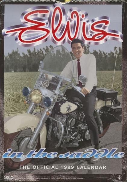 Elvis - Official 1999 Calendar