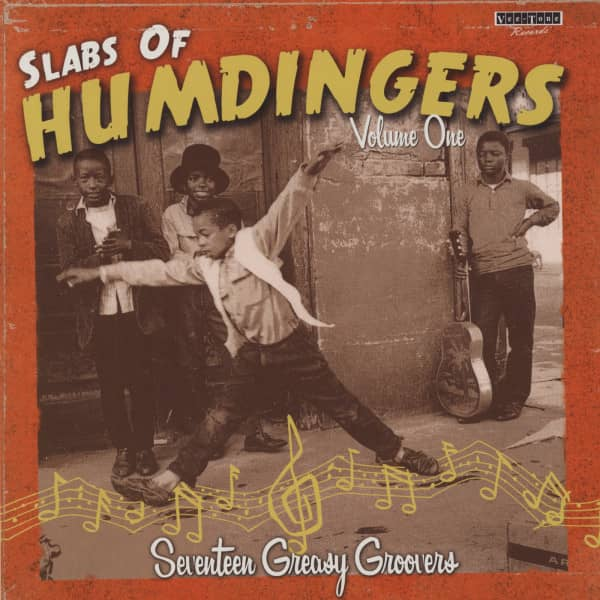 Slabs Of Humdingers Vol.1 - 180g Vinyl Limited Edition