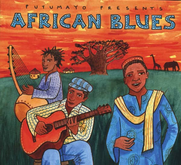 Va African Blues