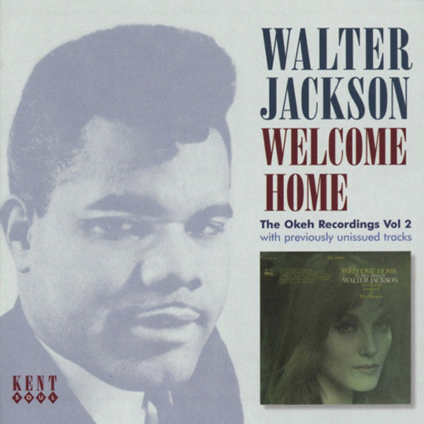 Jackson, Walter Welcome Home - Okeh Recordings Vol.2