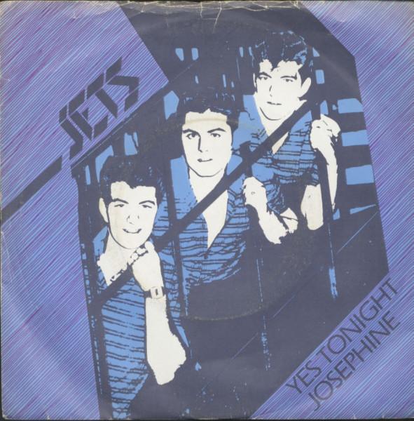 Yes Tonight Josephine - Hideaway (7inch Single, 45rpm, PS, SC)