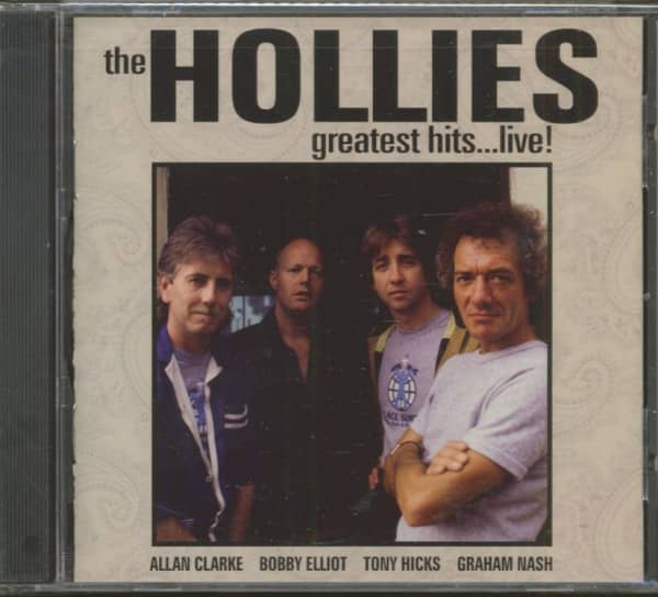 Greatest Hits - Live! (CD)