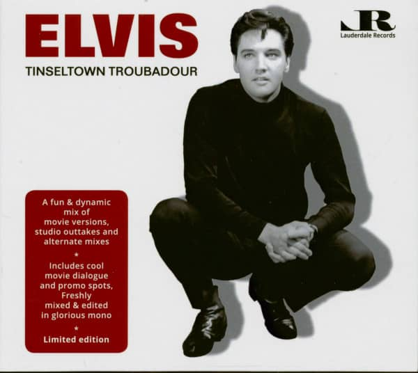 Tinseltown Troubadour (CD)