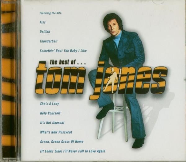The Best Of Tom Jones (CD)