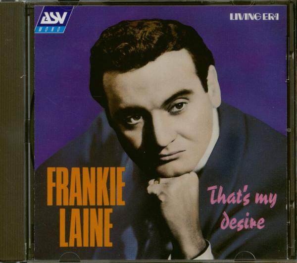 That's My Desire (CD)