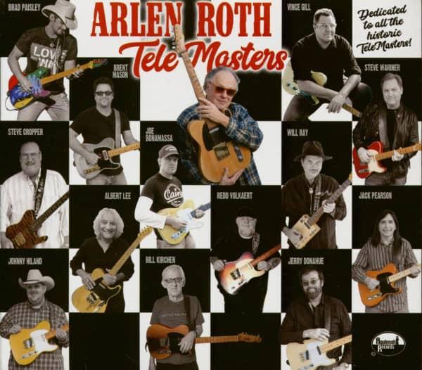 Tele Masters (CD)