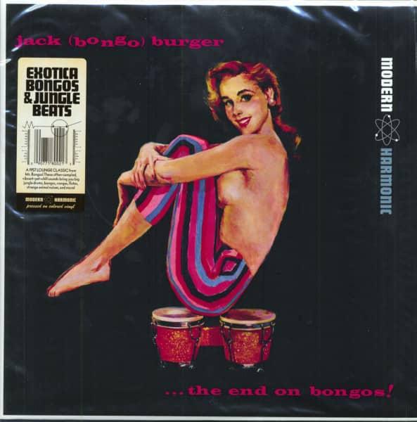 The End On Bongos (LP, Wild Color Vinyl)