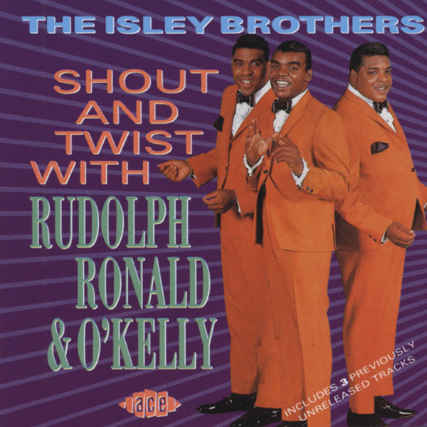 Isley Bros Shout & Twist