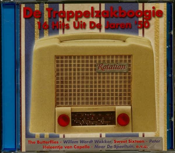 De Trappelzakboogie - 16 Hits Uit De Jaren '50 (CD)