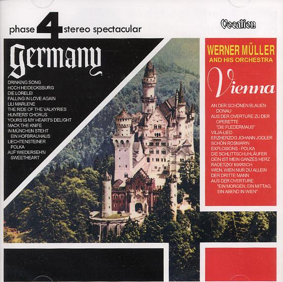 Müller, Werner Germany & Vienna - Teldec Archives Series
