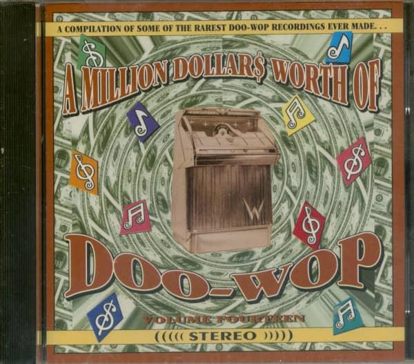 A Million Dollars Worth Of Doo-Wop Vol.14 (CD)