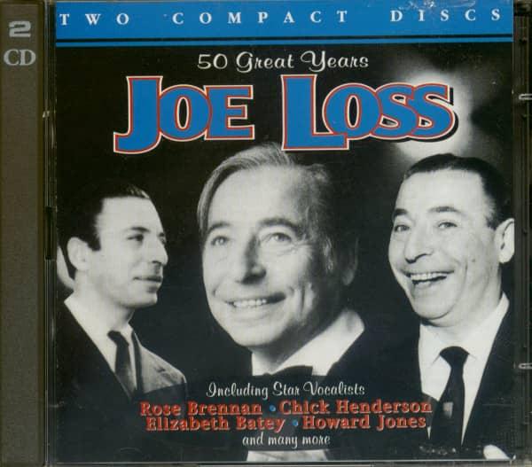 50 Great Years 2-CD