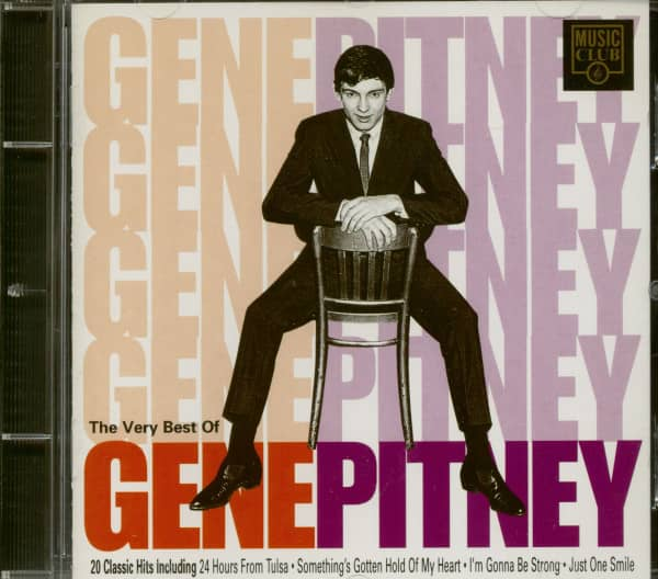 The Very Best Of Gene Pitney (CD)