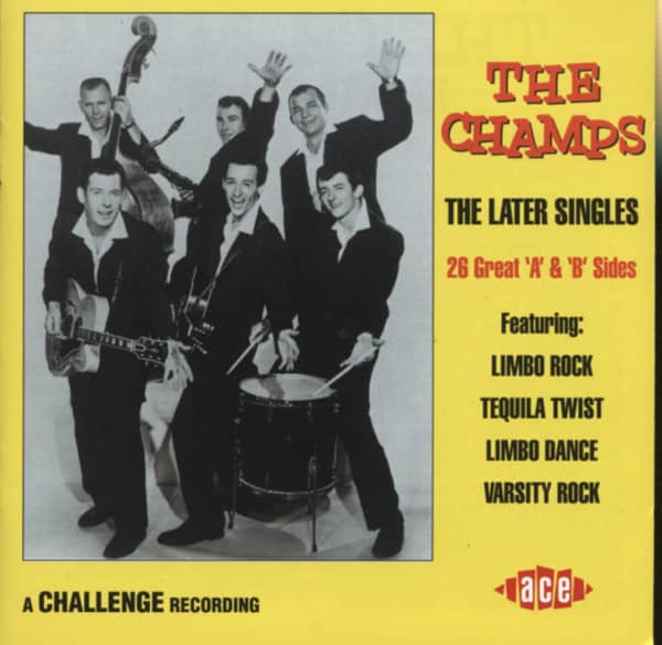 Champs The Later Singles