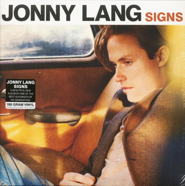 Signs (LP, 180g Vinyl, Download Card)