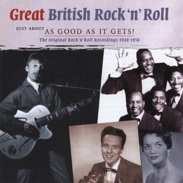 Va British R&R - As Good As It Gets 2-CD