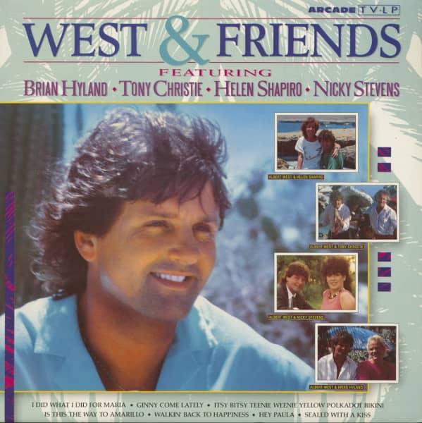 West & Friends (LP)