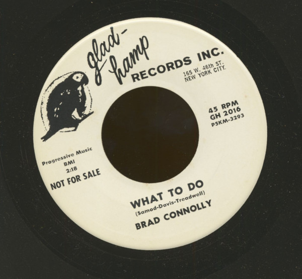 What To Do - Rosemarie (7inch, 45rpm)