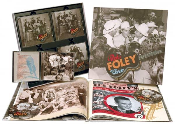 Old Shep, Recordings 1933-50 (6-CD)