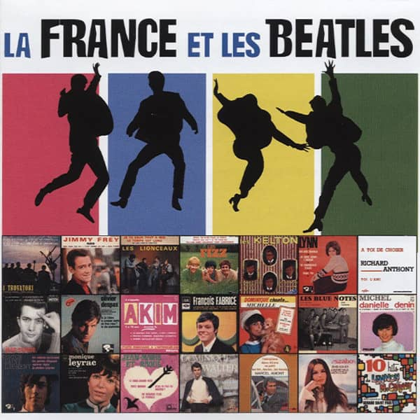 Va La France Et Les Beatles
