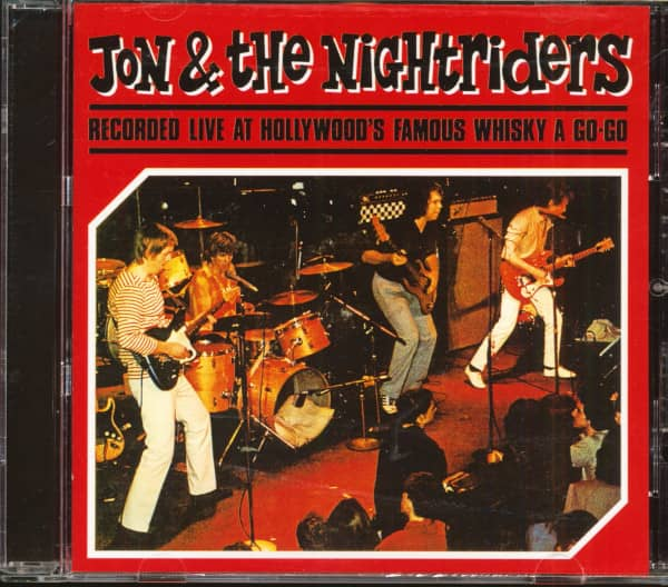 Live At The Whisky A Go-Go (CD)