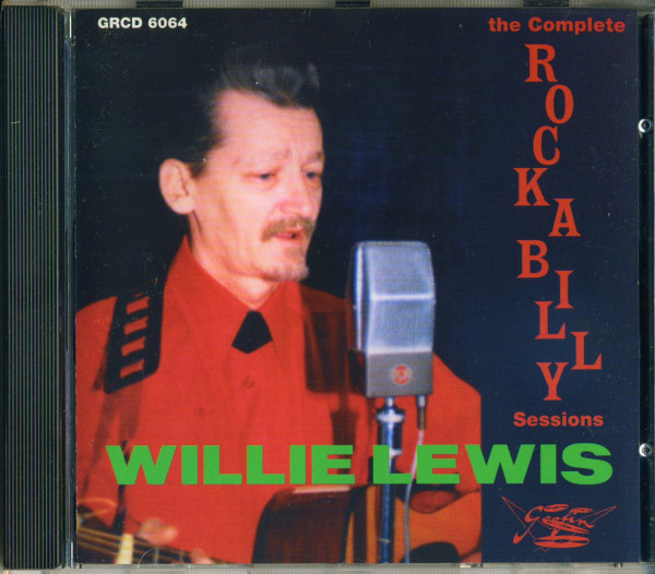The Complete Rock-A-Billy Sessions (CD)