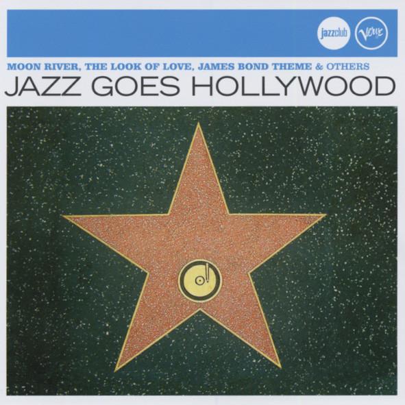 Jazz Goes Hollywood - Jazzclub (CD)