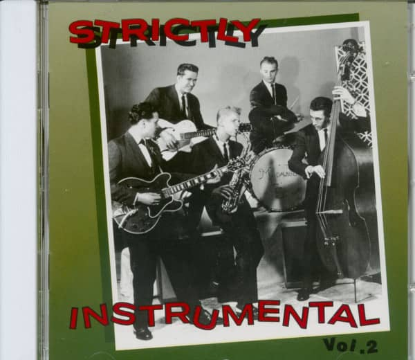 Vol.2, Strictly Instrumental