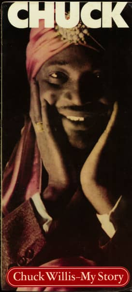 Chuck Willis - My Story (CD Longbox)