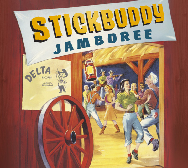 Stickbuddy Jamboree (Delta Records)